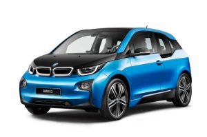 BMW's i3 electric car is getting a bigger battery, 114-mile range