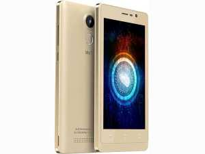 Intex Aqua Secure with fingerprint sensor launches for Rs. 6499