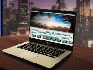 Ultra-slim LG Gram 14 Win 10 laptop launched