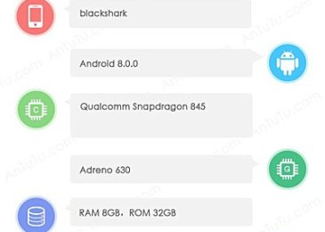 Possible Xiaomi phone, 'Blackshark,' features on AnTuTu with 8GB of RAM, Snapdragon 845 and more