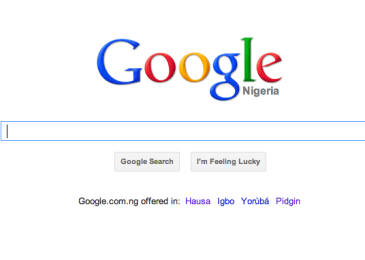 Google Report ranks Nigeria as one of top three in the world with highest online presence