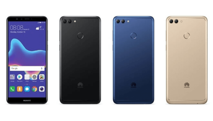 Huawei Y9 (2018) launches, packs 4 cameras, 3GB RAM and a massive battery