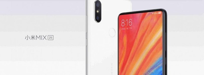 Xiaomi launches the Mi Mix 2S with dual cameras, 18:9-inch screen and more