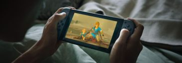 Nintendo Switch's newest update allows you add friends on Facebook and Twitter