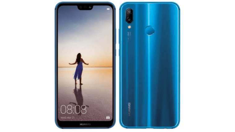 Huawei Nova 3e full specs leak before official launch