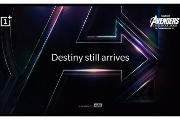 OnePlus confirms plans to launch an Avengers-themed OnePlus 6 too