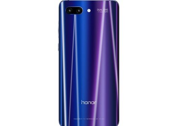 Honor 10 rear panel leaks, to carry Leica-branded dual cameras