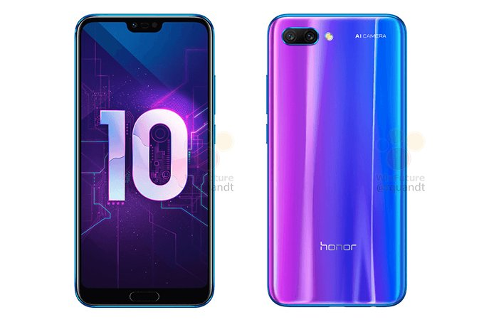 Huawei Honor 10 pricing and availability details out in new leaks