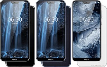 Nokia X6 finally launched; with glass body, display notch and dual camera