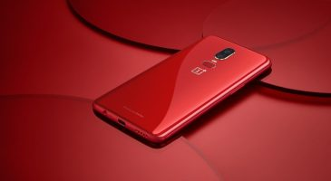 """Amber Red"" colour variant of the OnePlus 6 goes official"
