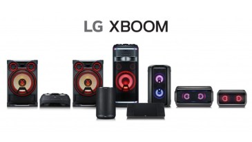 LG announces new Bluetooth and AI Speakers to its XBOOM audio lineup