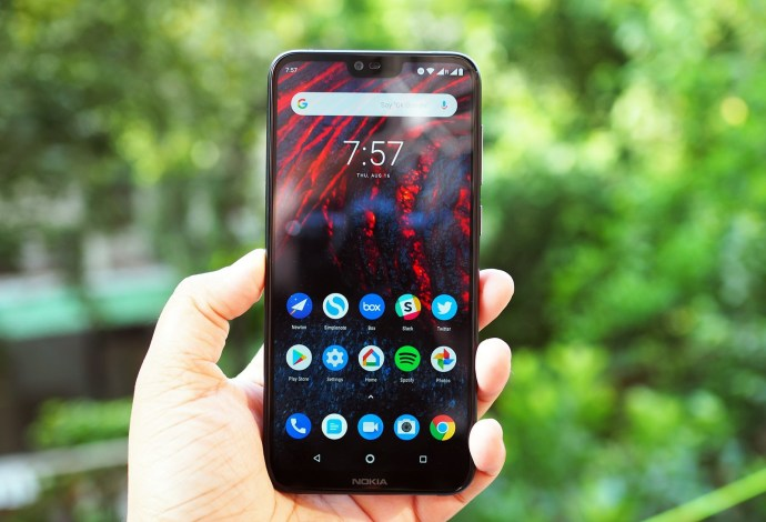 Nokia 6.1 Plus android pie update