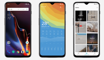 OnePlus 6T launched with in-display fingerprint sensor