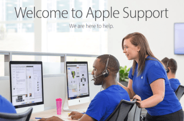Apple Support adds a new feature that allows you to talk to an expert live