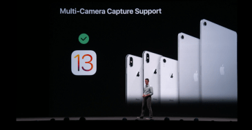Apple introduces multi-cam feature in iOS 13.