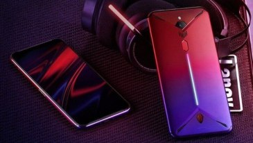 Nubia is ready to release a Red Magic 3S on September 5