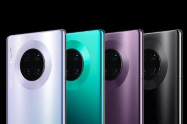 New Huawei Mate 30 Pro update improves camera, video, Bluetooth and more