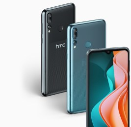 HTC announces the Desire 19s midranger with triple cam, 3850mAh battery