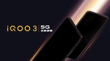 Vivo iQOO 3 5G has been confirmed for Indian markets too