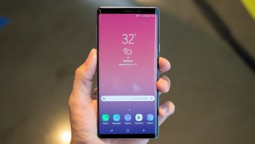 Samsung Galaxy Note 9 (US version) is getting Android 10, but with a twist