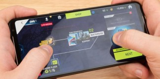 ASUS ROG Phone II finally moves to the stable Android 10 build
