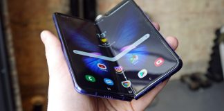 Samsung is currently pushing the Galaxy Fold onto the Android 10 table too