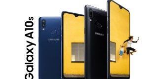 Samsung Galaxy A10s starts getting the bump to Android 10
