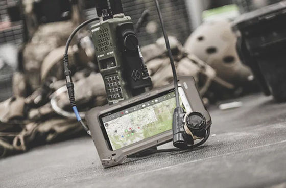 Samsung Galaxy S20 Tactical Edition: A rugged phone designed for military grade operations.