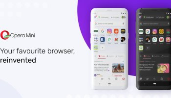 Opera launches a new Opera Mini update with unique features.
