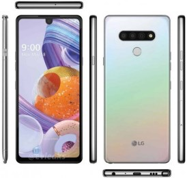 LG Stylo 6 to feature triple rear camera and notched display according to leaks.