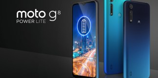 Moto G8 Power Lite to launch in India on May 21.