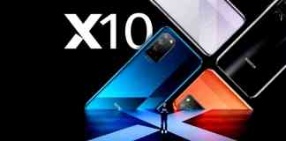 Honor X10 Max live image surfaces.