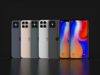 Apple to equip the four upcoming iPhone 12 devices with 5G according to leaks.