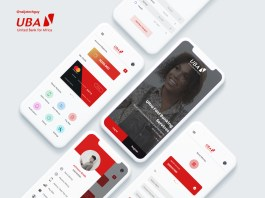 UBA's upgraded mobile banking app gets great reviews from users.
