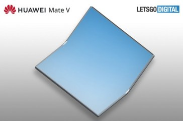 Huawei Mate V to launch with a fold-in design amongst other features.