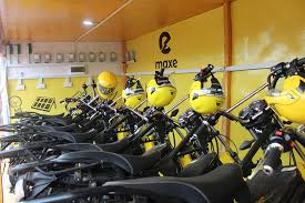 Metro African Express rolls out the MAX E Series M2 electric motorcycles in Nigeria.