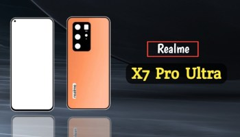 Realme X7 Pro Ultra design and specs leak ahead of launch.
