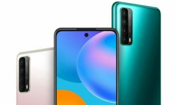 Huawei Announces the P Smart 2021 Smartphone in Europe