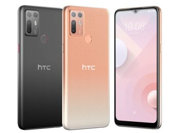 HTC Announces the Plus Variant of the HTC Desire 20 smartphone in Taiwan