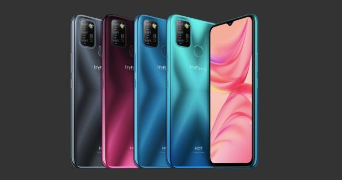 New 4GB RAM variant of the Infinix Hot 10 Launched in India
