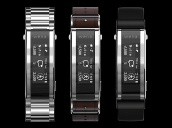 Sony Launches the Third-Gen of the Wena Smart Band in Japan
