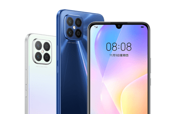 Huawei Nova 8 SE Launches in China in Two Processor Variants Starting at 2,599 Yuan (~$391)