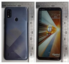 A Few Specifications and Live Shots of the ZTE Blade A51 Leaks Through its FCC Certification