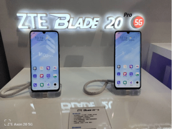 ZTE Confirms Launch Date for the Blade 20 Pro 5G; To Arrive on November 30