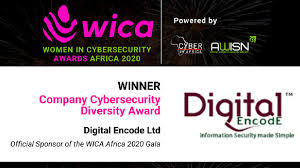 Digital Encode Limited Bags Cybersecurity Diversity Firm of the Year Award