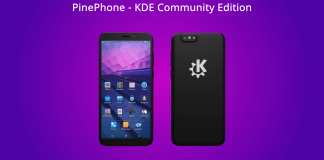 PinePhone Launches the KDE Community Edition For $149