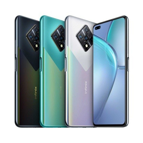 Infinix Zero 8i Arrives in India with a 6.85-inch Display, Dual Selfie Camera, and 33W Fast Charging Technology