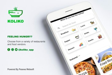 Koliko, A Ghanaian Food Delivery Startup Ready to Expand Across the Nation Following a Successful Pilot Stage