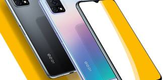 iQOO U3 with a 6.58-inch Display, Dimensity 800U Chipset, and 5,000mAh Battery Launches in China