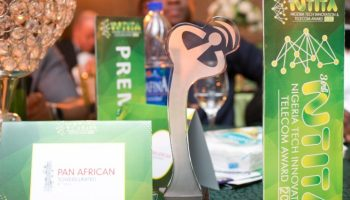 Business Day Newspaper Awards Pan African Towers the Telecoms InfrastrucAture Company of the Year